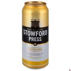 Стоуфорд Пресс Полусухой Банка 0.5 л