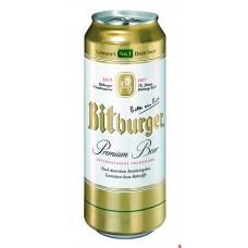 Битбургер Банка Светлое 0.5 л