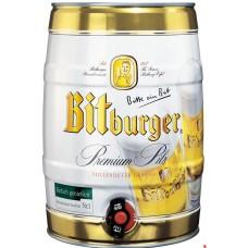 Битбургер Бочонок Светлое 5.0 л