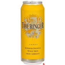 Thuringer Weissbier Банка 0.5 л