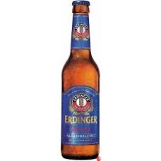 Erdinger Weissbier Alkoholfrei 0.33 л