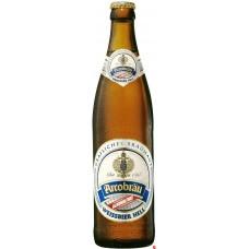 Arcobrau Weissbier Hell Alkoholfrei 0.5 л